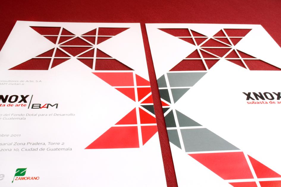 Xnox / Diseño: Ximena Chapero