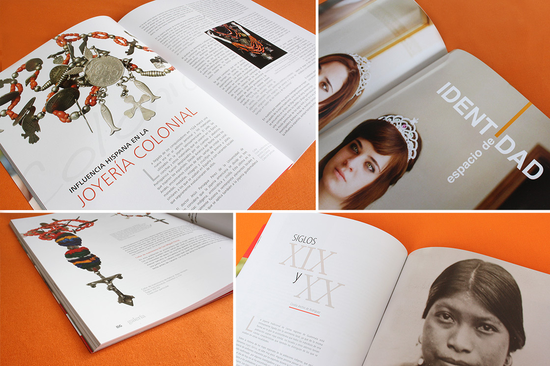Revista Galeria / Diseño: Ximena Chapero