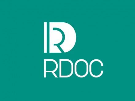 Logo RDoc / Diseño: Ximena Chapero