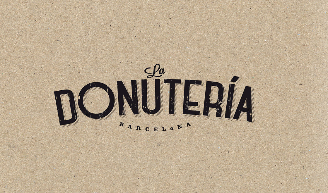 La Donuteria / Diseño: Ximena Chapero