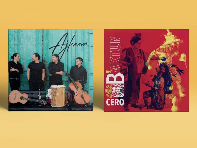 Akjeem y Baktun Cero / Diseño: Ximena Chapero