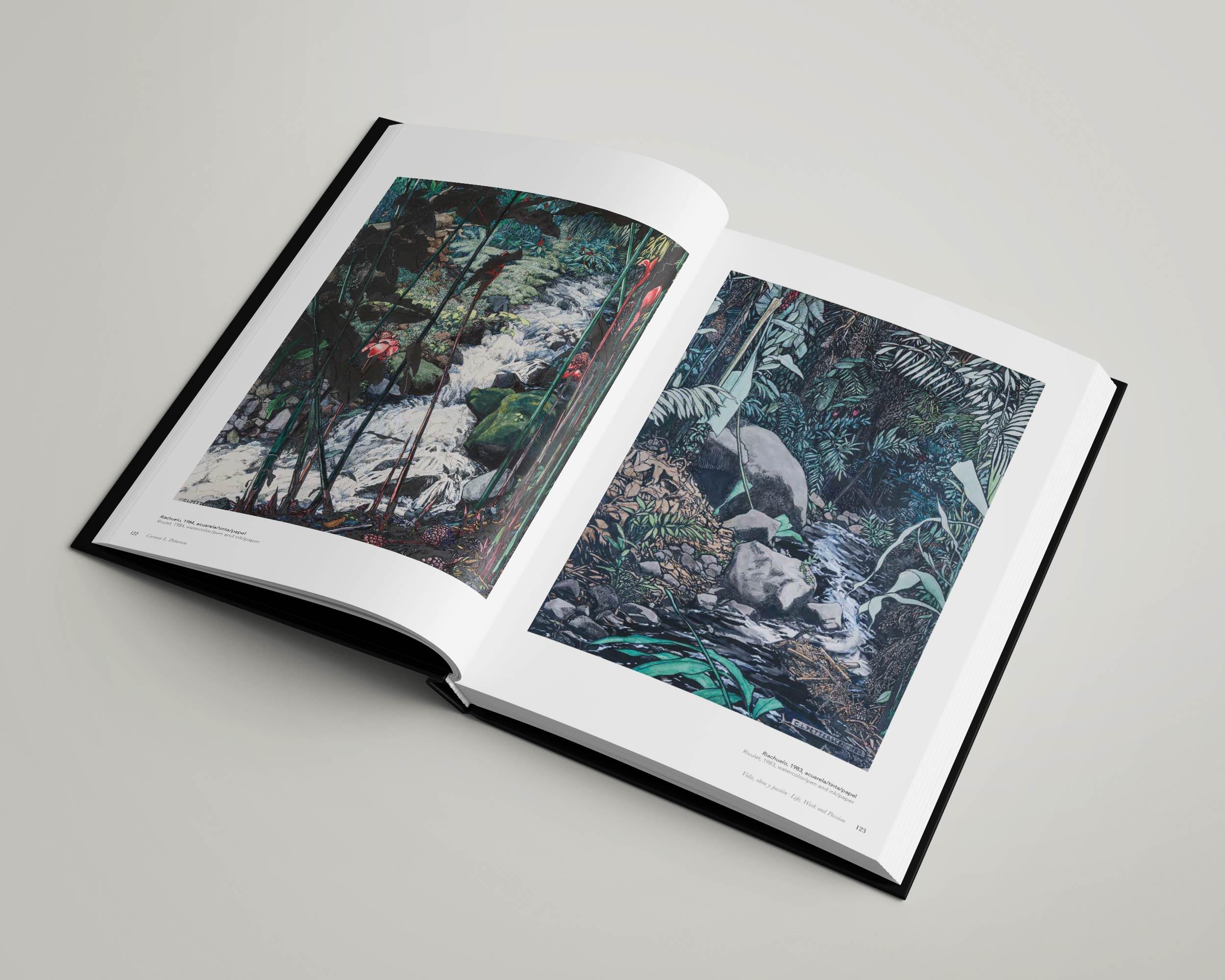 Libro Carmen Pettersen / Diseño: Ximena Chapero
